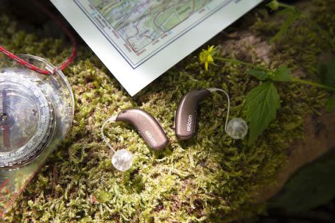 New Technology - Oticon More Hearing Aids